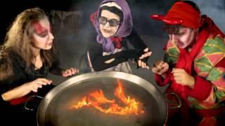 L\'infern se\'n va de vacances videoclip  Aquelarre