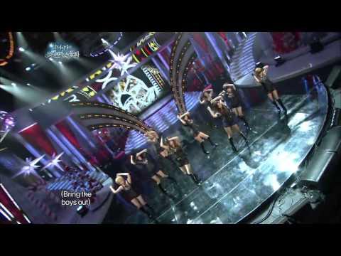 【TVPP】SNSD - The Boys, 소녀시대 - 더 보이즈 @ SNSD's Christmas Fairy Tale Live