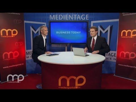 BUSINESS TODAY: Fred Kogel über den Wandel in der Fernsehbranche