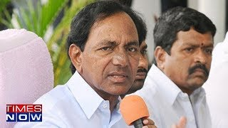 KCR hits out at Modi over Budget 2018..