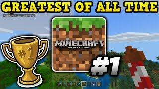 Minecraft PE Is The Best Mobile Game Ever... Here's Why