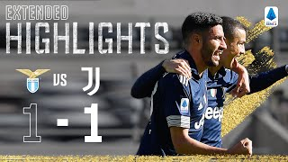 Lazio 1-1 Juventus | Ronaldo Scores to Earn Draw in the Capital | EXTENDED Highlights