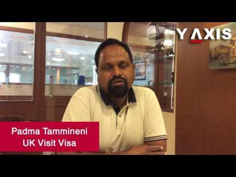 Padma Tammineni UK visit visa   PC  Rayees