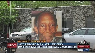 Silver Alert issued for missing elderly man