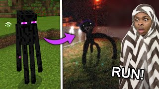 The Most CURSED Minecraft Images On The Internet..