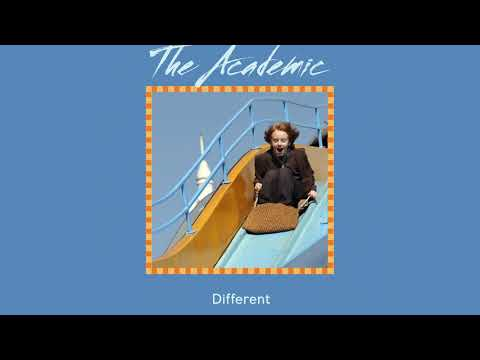 The Academic - Different (Official Audio)