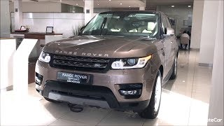 Range Rover Sport SE L494 2018 | Real-life review