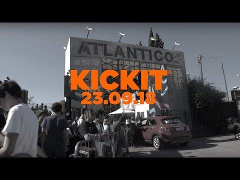Il 23 dicembre torna Kickit, il mercato dedicato allo streetwear