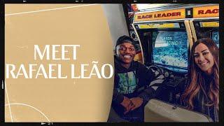 Meet... Rafael Leão 🏡 (With Subtitles)