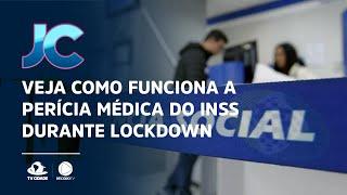 Veja como funciona a perícia médica do INSS durante lockdown no Ceará