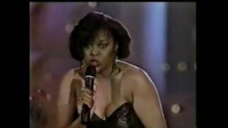 """Solid Gold (Season 4 / 1984) Deniece Williams - """"Let's Hear It For The Boy""""."""