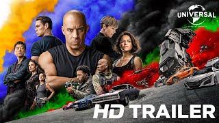 Fast & Furious 9 2021 Movie Trailer (Hindi)