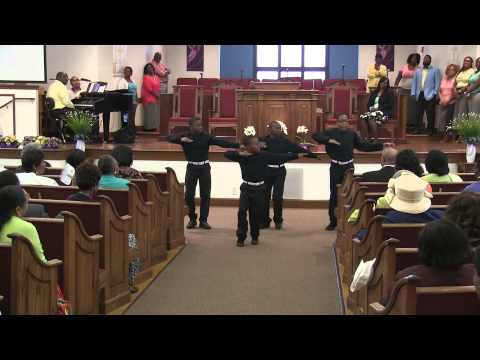 My God Is Awesome (Remix) - CGBC Silent Expressions
