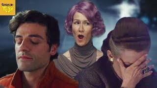 Everything WRONG with THE LAST JEDI   Evacuation of D'Qar