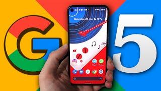 Video Google Pixel 5 RMxe72lNhDc