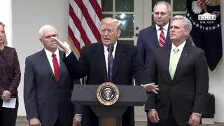 President Trump Holds Press Conference 1/4/19