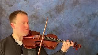 Accolay Violin Concerto in A minor