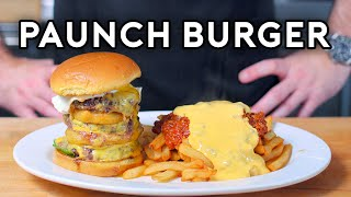 Binging with Babish: Paunch Burger from Parks & Rec