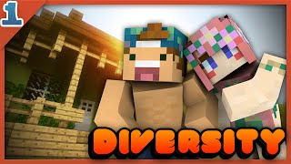 CAN'T ESCAPE! DIVERSITY- MINECRAFT ADVENTURE MAP