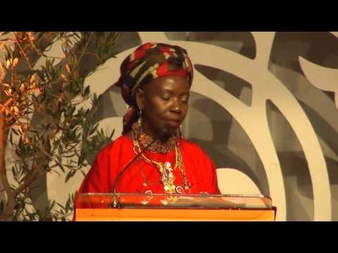 Dr. Musimbi Kanyoro speaks at Global Fund for Women 25th ...