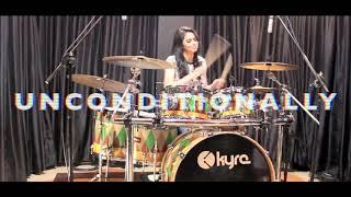 Unconditionally II Katy Perry II Drum Cover II Rani Ramadhany