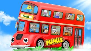 Farmees Live Nursery Rhymes for Children