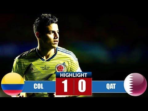Colombia vs Qatar 1-0 Resumen Completo Goles - Cоpа Аmériса 2019