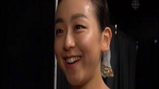 Mao Asada Interview 浅田真央選手の英語インタービュー