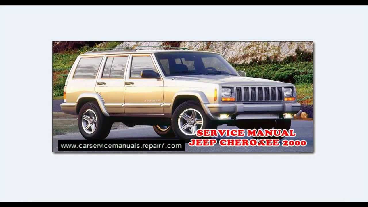 jeep cherokee 2000 jeep grand cherokee problems service manual workshop manual youtube. Black Bedroom Furniture Sets. Home Design Ideas