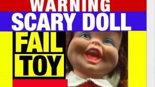Funny Video- Evil Doll Laughing Baby Laugh a Lot Fail