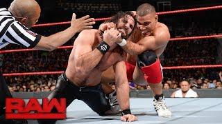 Jason Jordan Injury Changes WWE Elimination Chamber Match, Jordan Still Possible For WrestleMania?