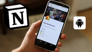 Notion for Android is here!