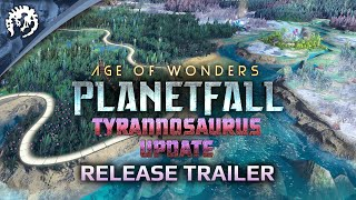 Tyrannosaurus Update Trailer preview image