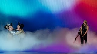 """Tori Kelly """"Colors of the Wind"""" Performance - Mickey's 90th Spectacular"""
