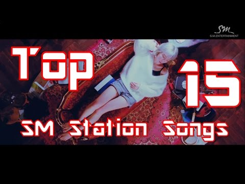 My *Top 15* KPop SM Station Songs