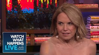What Would Katie Couric Ask Kanye West? | WWHL