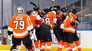 Philippe Myers gives Flyers Game 2 win in overtime