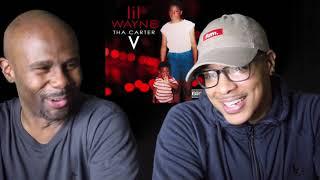 Lil' Wayne ft. Kendrick Lamar - Mona Lisa (REACTION!!!)