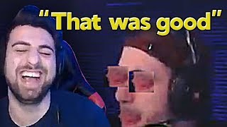 SypherPK Reacts to Our Montage