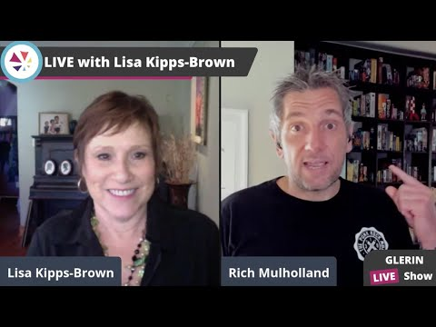 How to Not Suck at Storytelling: Richard Mulholland & Lisa Kipps-Brown