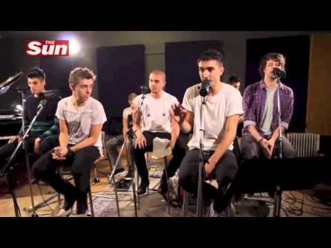 The Wanted - Let Me Love You (Cover) - Biz Sessions