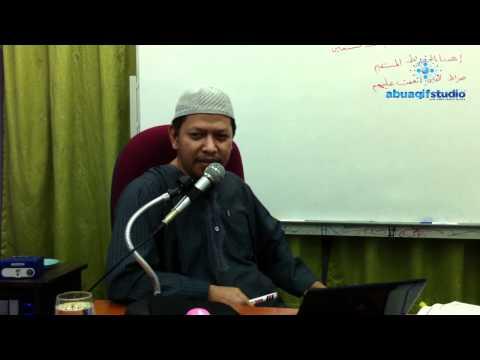 UAI - Sunnah Khawarij - Menyeleweng Dalam Penafsiran Dalil