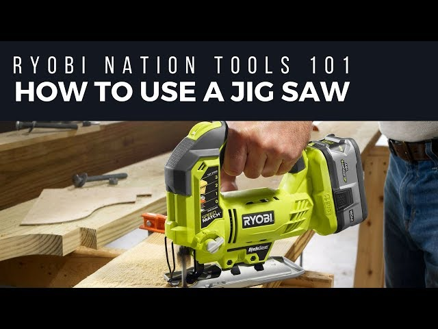 Jig saws guide tools 101 ryobi tools jig saws greentooth Images