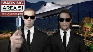 Area 51 Secrets You'll Never Forget