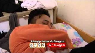 BIGBANG BIGSHOW 2010 1 day 2 nights & family outing parody part 6