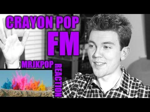 Crayon Pop FM Reaction / Review - MRJKPOP ( 크레용팝 )