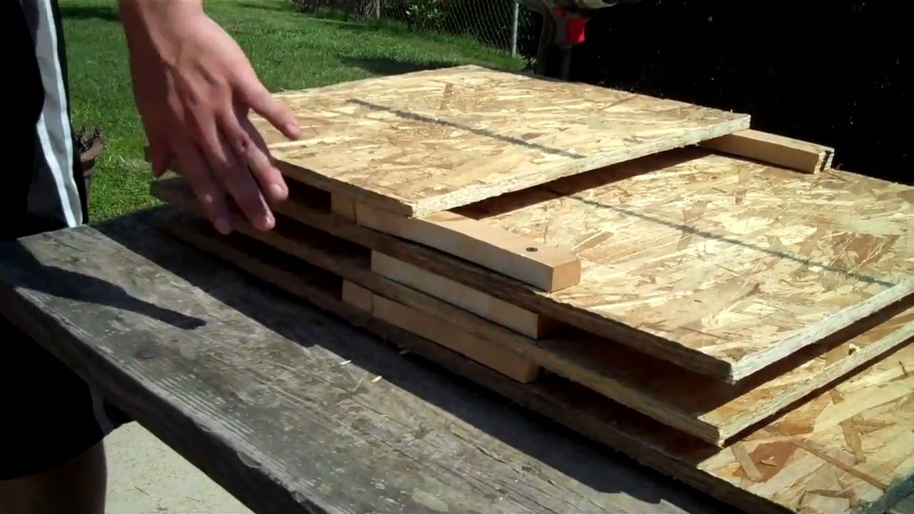 Image Result For How To Build A Bat House Plans