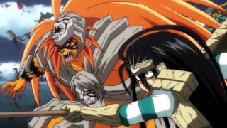 Hakumen no Mono VS Ushio & Tora AMV - Final Battle