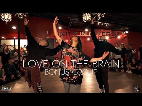 Rihanna - Love On The Brain [BONUS GROUP] Choreography by @GalenHooks - Filmed by @TimMilgram