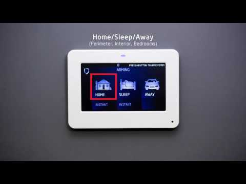 Atlas Security Graphic Touchscreen Keypad Video Series Part 2
